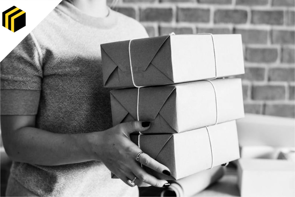 Almacen o centro logistico ecommerce