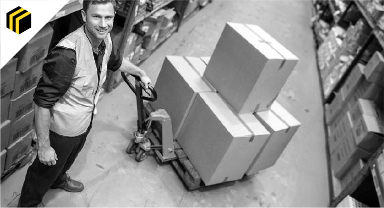Recibir prodcutos almacen logistica ecommerce